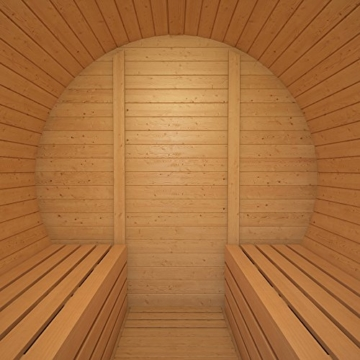 Saunafass Innen