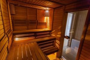 Wohltuende Sauna genießen