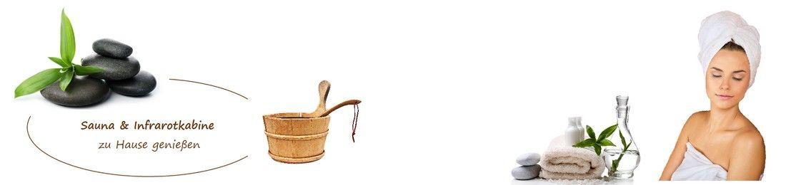 sauna-infrarotkabine-kaufen.de Logo und Banner