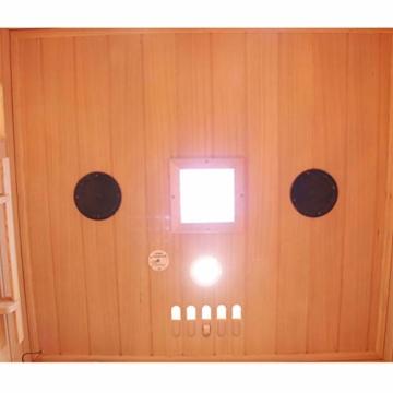 dewello-infrarotkabine-hyder-115x105-fuer-1-2-personen-aus-hemlock-holz-mit-vollspektrumstrahler-3